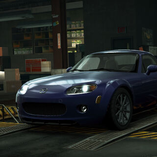 Need for Speed: World<br />small>(Niebieski)