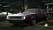 NFSW Dodge Challenger RT Bruised