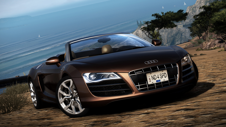 Audi R Spyder FSI Quattro Need For Speed Wiki FANDOM - Audi wiki