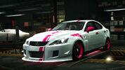 NFSW Lexus IS-F Beauty