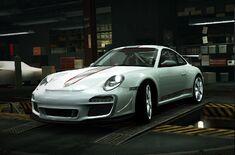 World PorscheGT3RS4.0