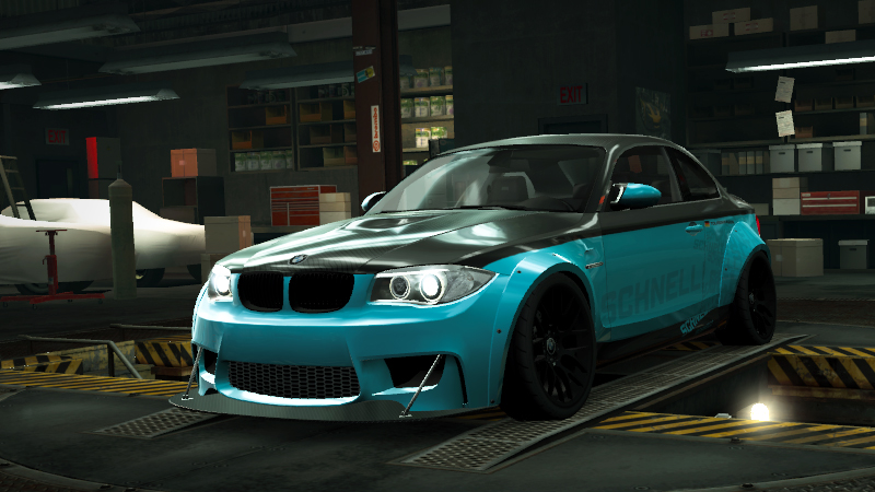 Image NFSW BMW Series M Coupe Schnelljpg Need For Speed - Bmw 1 series m coupe