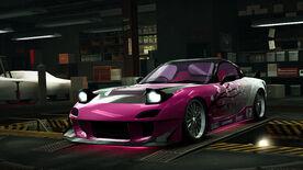 NFSW Mazda RX7 RZ Cherry Blossom