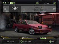 NFSUG2Shado Toyota Trueno