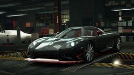 NFSW Koenigsegg CCXR Edition