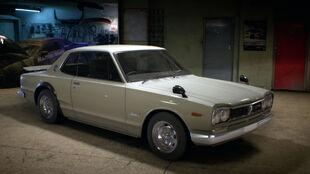 Nissan Skyline 2000GT-R C10
