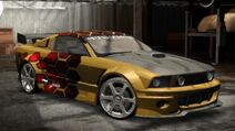 NFSMWPS2Demo JewelsFordMustangGT