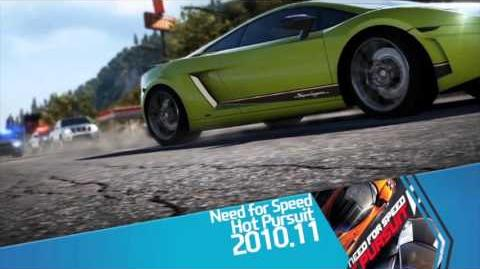 NEED FOR SPEED™ EDGE - History