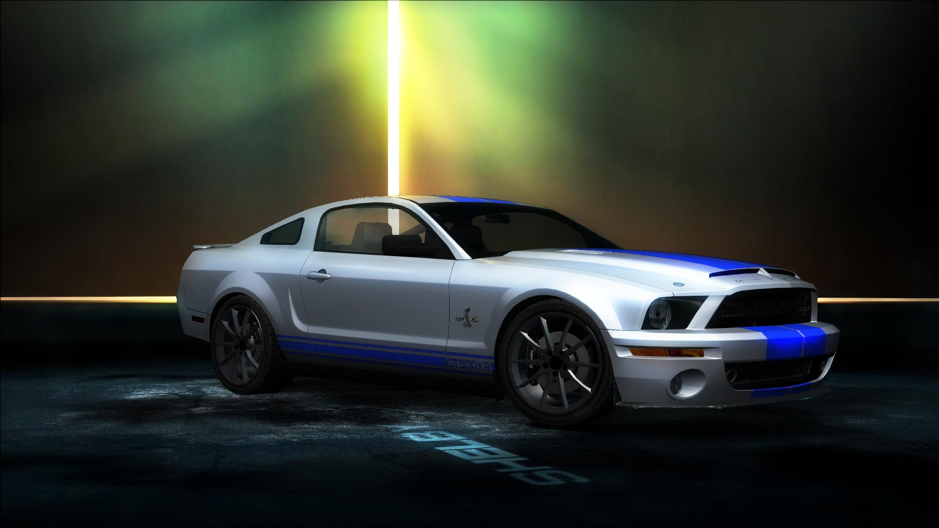 Ford Shelby Gt500kr S 197 I Need For Speed Wiki Fandom
