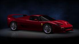 NFSHP2 PS2 Ferrari F50