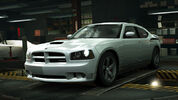 NFSW Dodge Charger SRT8 Super Bee White