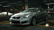 NFSW Lexus IS F Silver