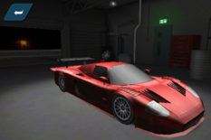 Maserati MC12 GT1 Shift 2 Unleashed Mobile