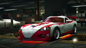 NFSW Dodge Viper SRT10 Red Juggernaut