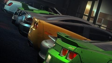Need for Speed™ Most Wanted Multiplayer Teaser Trailer