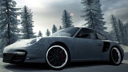 PorscheSnowFlakeWorld