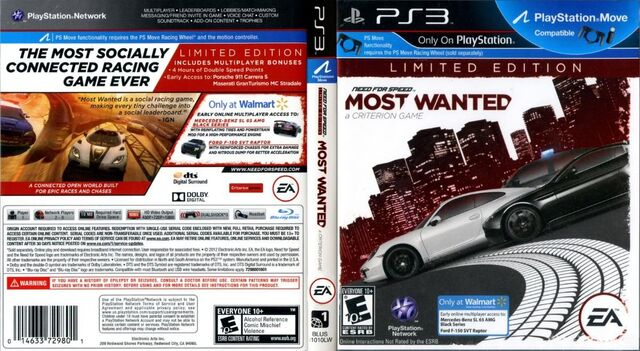 imagen solo canje need for speed most wanted rapido como. Black Bedroom Furniture Sets. Home Design Ideas