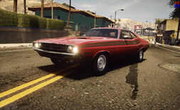 NFSE Dodge Challenger RT 426 Hemi