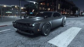 NFSPB Dodge Challenger SRT8 House