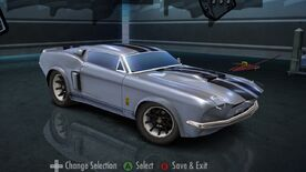 NFSNitro ShelbyGT500
