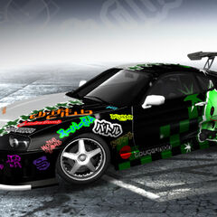 Need for Speed: ProStreet<br /><small>(Bonus - Drift)</small>