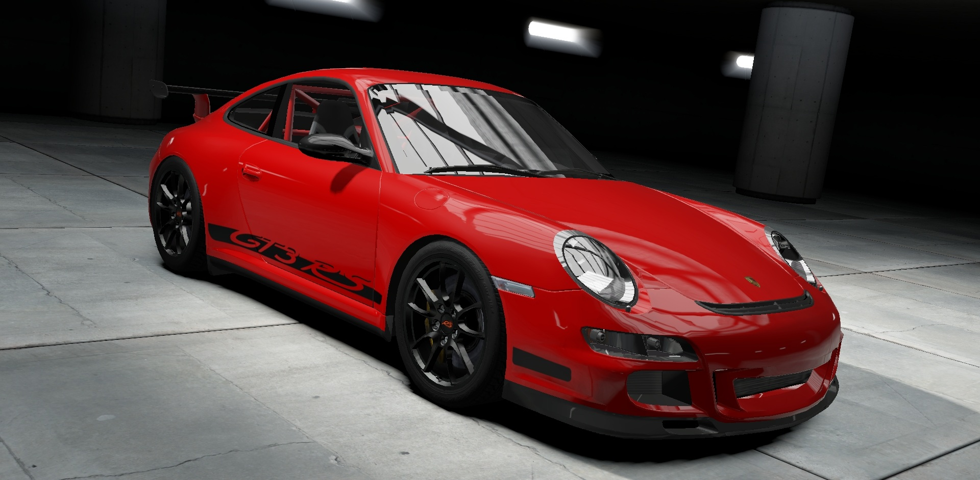 911 Gt3 Rs 997