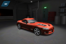 Dodge Viper SRT10 Shift 2 Unleashed Mobile