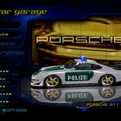 Need for Speed: Road Challenge<br /><small>(PlayStation - zmodyfikowana niemcieka Policja)</small>