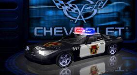 NFSHS PS ChevroletCorvette PoliceUSA