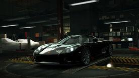 NFSW Koenigsegg CCX Black