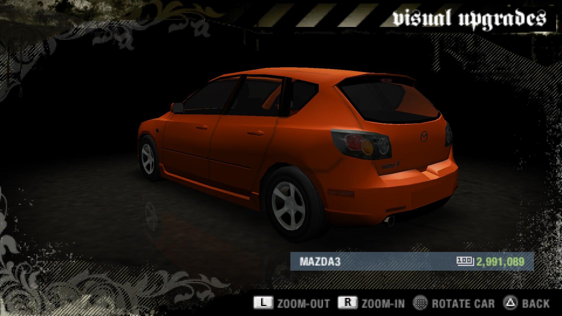 Mazda Mazda3 (BK) | Need for Speed Wiki | FANDOM powered by