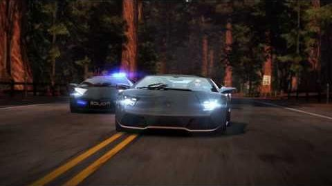Need for Speed Hot Pursuit - 1 Million Challenge Car Showcase