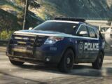 Ford Police Interceptor Utility (Concept)