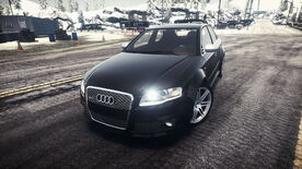 NFSE Audi RS4