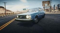 NFSE Volvo 242 DL
