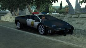 NFSHP2 PC Lamborghini Diablo 6.0 VT Pursuit