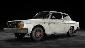 NFSPB Volvo242DLAbandoned Garage