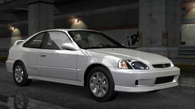 NFSUG Honda Civic Stock