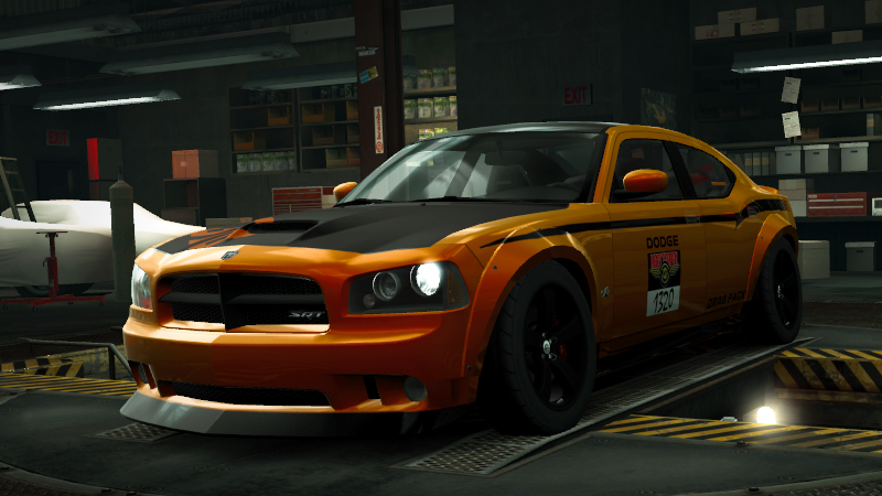 Image - NFSW Dodge Charger SRT8 Super Bee Relentless.jpg | Need for