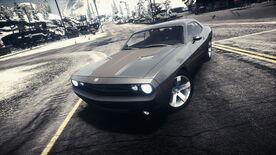 NFSE Dodge Challenger Concept