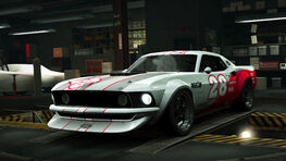 NFSW Ford Mustang RTR-X SuperStock