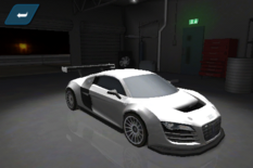 Audi R8 LMS Shift 2 Unleashed Mobile