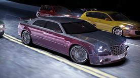 Carbon Chrysler300CSRT8ChallengeSeries