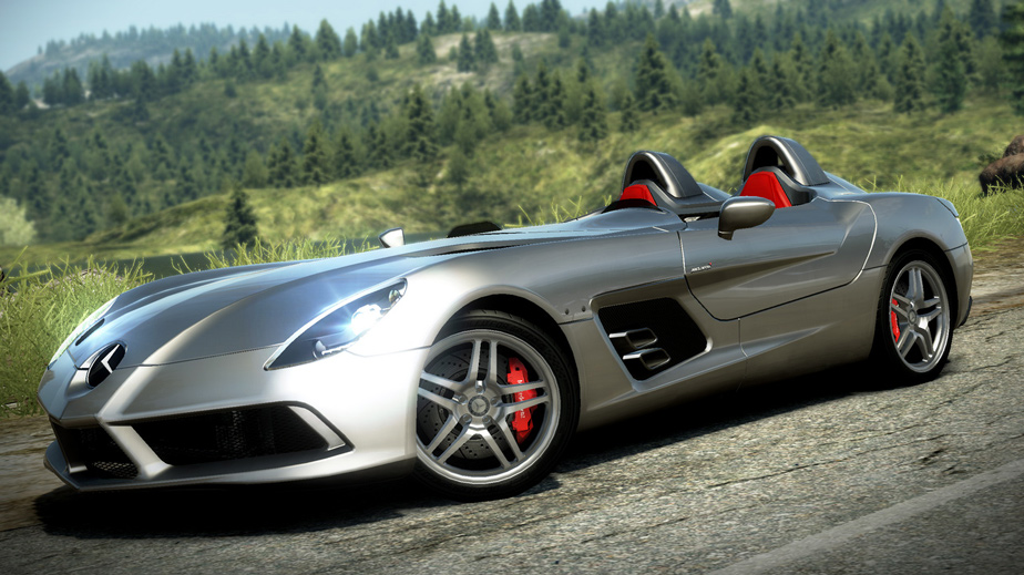 mercedes-benz slr mclaren stirling moss edition | need for speed