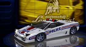 NFSHS PS LamborghiniDiabloSV PoliceFrance