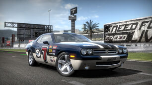 Dodge Challenger Concept Shift