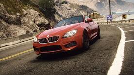 NFSE BMW M6