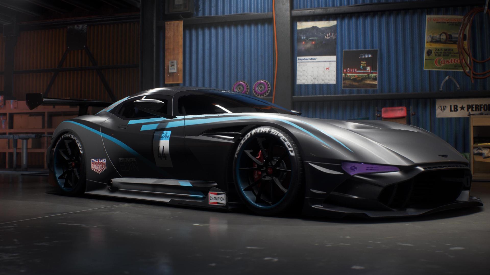 Aston Martin Vulcan Need For Speed Wiki Fandom Powered By Wikia