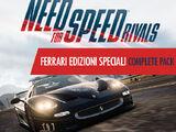 Need for Speed: Rivals/Ferrari Edizioni Speciali Complete Pack