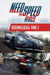 NFSR Koenigsegg One Pack Boxart